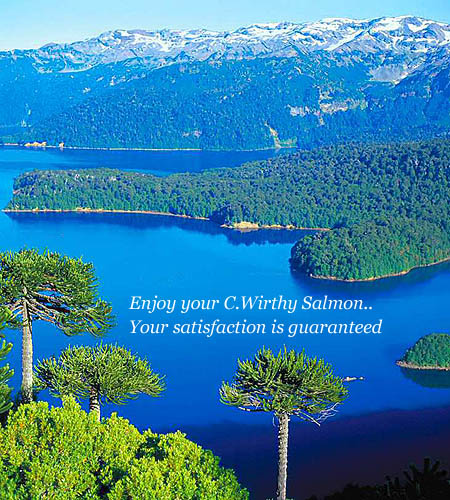 C. Wirthy Salmon Products - Who we are.
